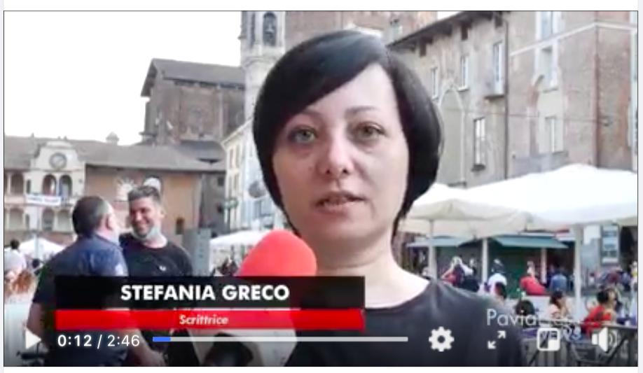 intervista a Stefania Greco